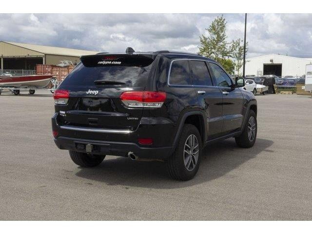 2018 Jeep Grand Cherokee Limited (Stk: V906) in Prince Albert - Image 5 of 11