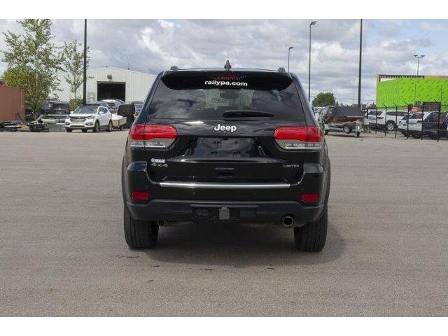 2018 Jeep Grand Cherokee Limited (Stk: V906) in Prince Albert - Image 6 of 11