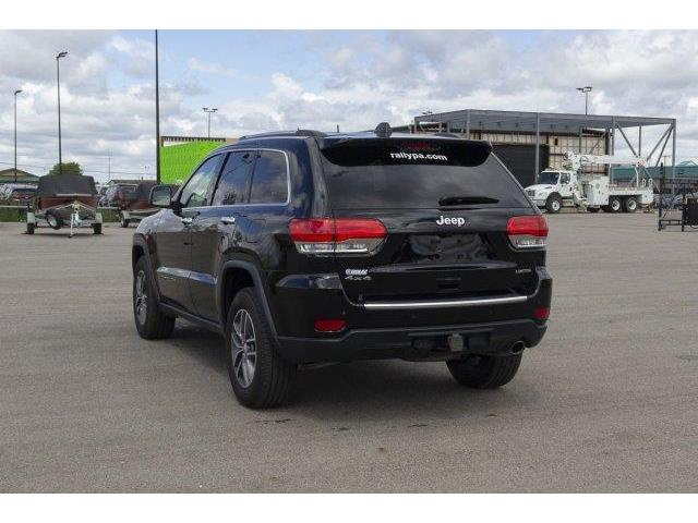 2018 Jeep Grand Cherokee Limited (Stk: V906) in Prince Albert - Image 7 of 11