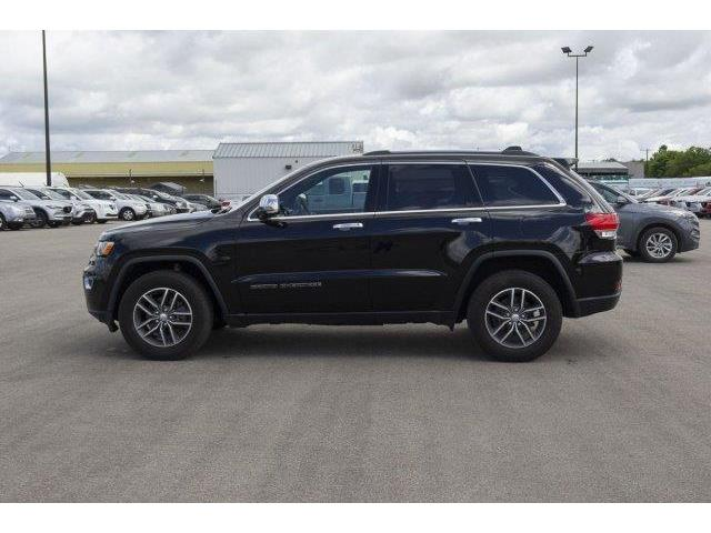 2018 Jeep Grand Cherokee Limited (Stk: V906) in Prince Albert - Image 8 of 11