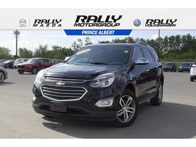 2016 Chevrolet Equinox LTZ (Stk: V643) in Prince Albert - Image 1 of 11