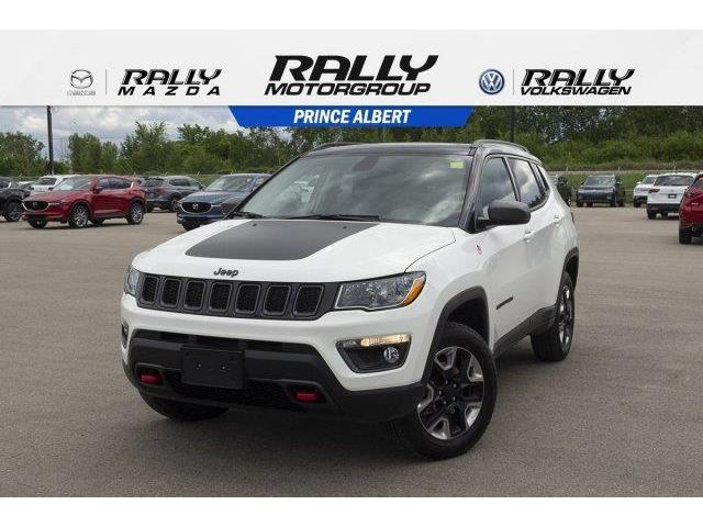 2018 Jeep Compass 27E (Stk: V907) in Prince Albert - Image 1 of 11