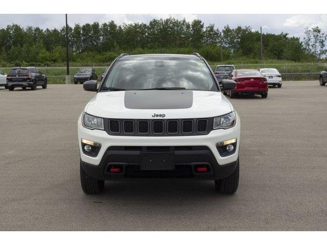 2018 Jeep Compass Trailhawk (Stk: V907) in Prince Albert - Image 2 of 11