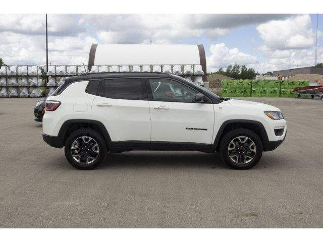 2018 Jeep Compass Trailhawk (Stk: V907) in Prince Albert - Image 4 of 11