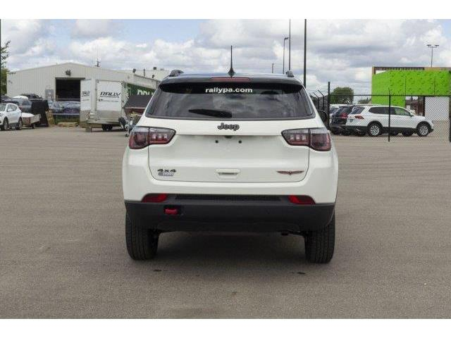 2018 Jeep Compass Trailhawk (Stk: V907) in Prince Albert - Image 6 of 11