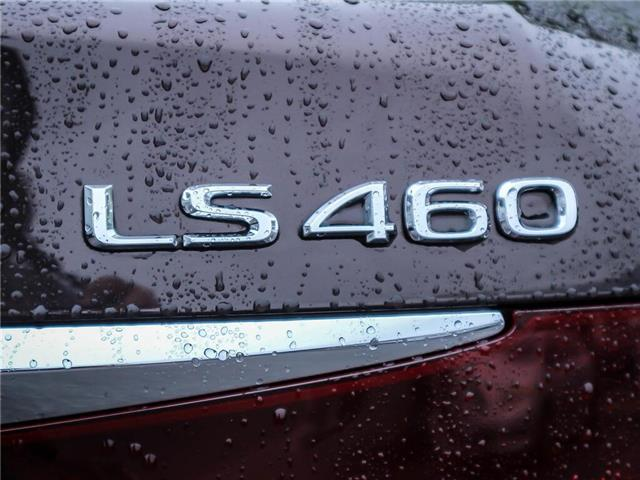 2013 Lexus LS 460 Base (Stk: JTHCL5) in Ottawa - Image 23 of 28