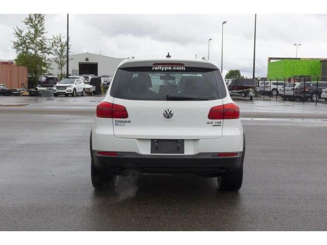 2013 Volkswagen Tiguan 2.0 TSI Highline (Stk: V864) in Prince Albert - Image 6 of 11