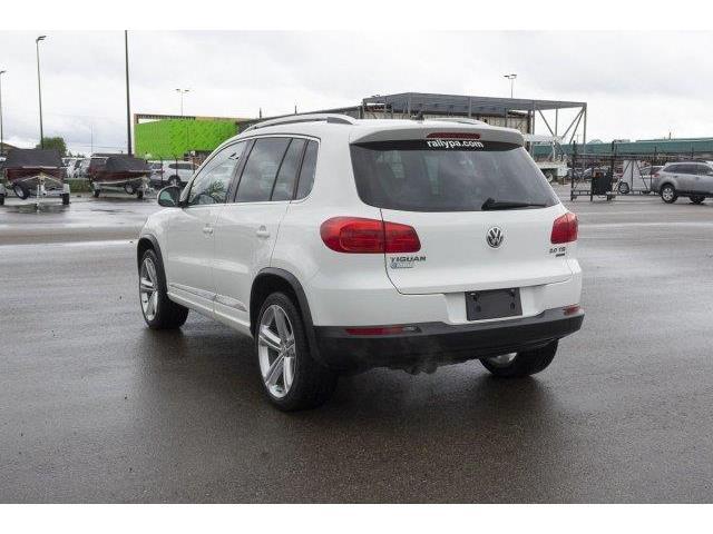 2013 Volkswagen Tiguan  (Stk: V864) in Prince Albert - Image 7 of 11