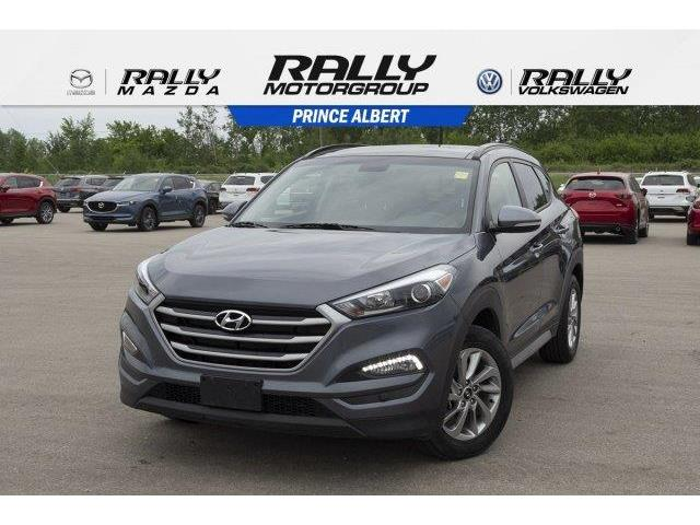 2018 Hyundai Tucson  (Stk: V882) in Prince Albert - Image 1 of 11