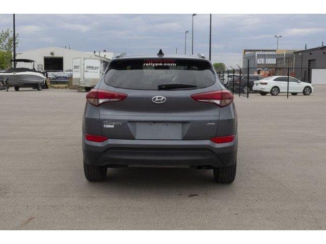2018 Hyundai Tucson  (Stk: V882) in Prince Albert - Image 6 of 11