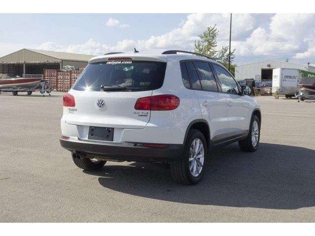 2016 Volkswagen Tiguan Special Edition (Stk: V889) in Prince Albert - Image 5 of 11