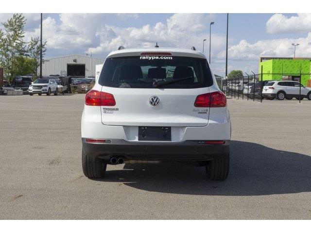 2016 Volkswagen Tiguan Special Edition (Stk: V889) in Prince Albert - Image 6 of 11