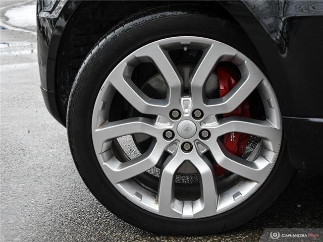 2016 Land Rover Range Rover Sport V8 Supercharged (Stk: 19HMS019) in Mississauga - Image 6 of 27
