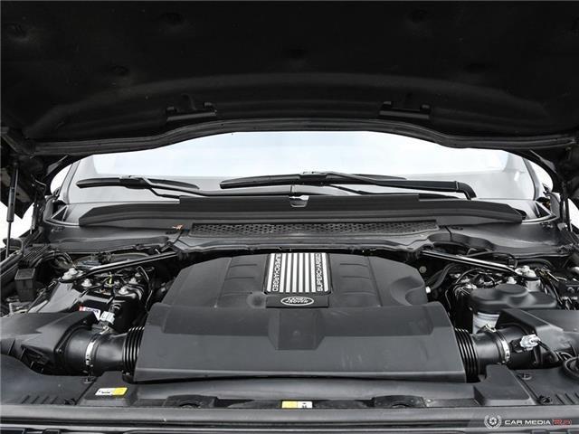 2016 Land Rover Range Rover Sport V8 Supercharged (Stk: 19HMS019) in Mississauga - Image 8 of 27