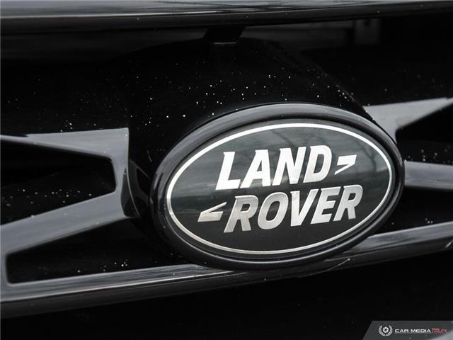 2016 Land Rover Range Rover Sport V8 Supercharged (Stk: 19HMS019) in Mississauga - Image 9 of 27