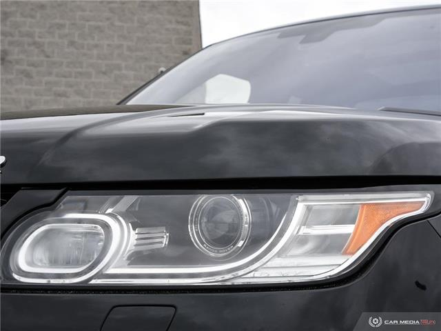 2016 Land Rover Range Rover Sport V8 Supercharged (Stk: 19HMS019) in Mississauga - Image 10 of 27