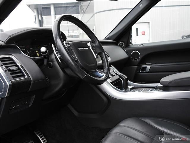 2016 Land Rover Range Rover Sport V8 Supercharged (Stk: 19HMS019) in Mississauga - Image 13 of 27