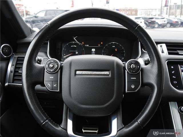 2016 Land Rover Range Rover Sport V8 Supercharged (Stk: 19HMS019) in Mississauga - Image 14 of 27