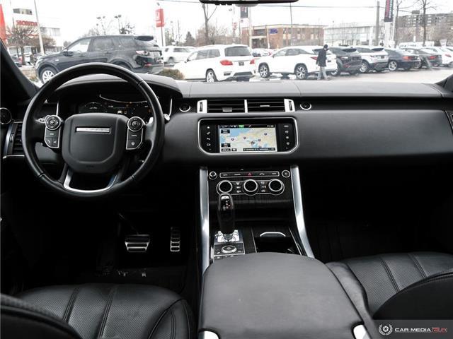 2016 Land Rover Range Rover Sport V8 Supercharged (Stk: 19HMS019) in Mississauga - Image 25 of 27