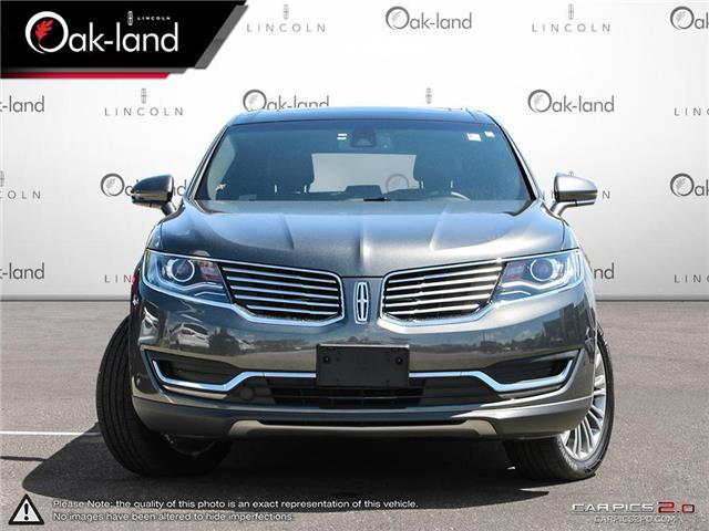 2018 Lincoln MKX Reserve (Stk: A3144) in Oakville - Image 2 of 27