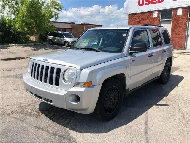 2008 Jeep Patriot Sport/North (Stk: 19-7619A) in Hamilton - Image 1 of 18