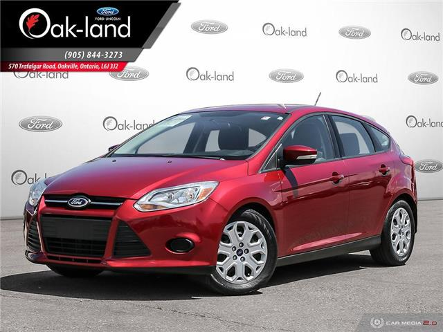 2014 Ford Focus SE (Stk: A3075A) in Oakville - Image 1 of 27