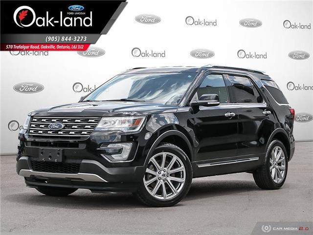2016 Ford Explorer Limited (Stk: 9X043A) in Oakville - Image 1 of 27