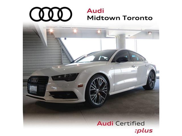 2018 Audi A7 3.0T Technik (Stk: AU7078A) in Toronto - Image 1 of 29