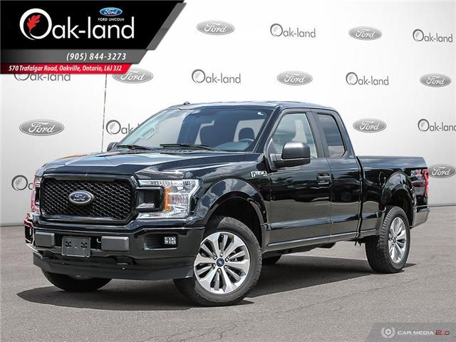 2018 Ford F-150 XL (Stk: 9T541A) in Oakville - Image 1 of 27
