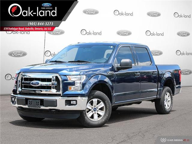 2015 Ford F-150 XLT (Stk: A3063A) in Oakville - Image 1 of 27