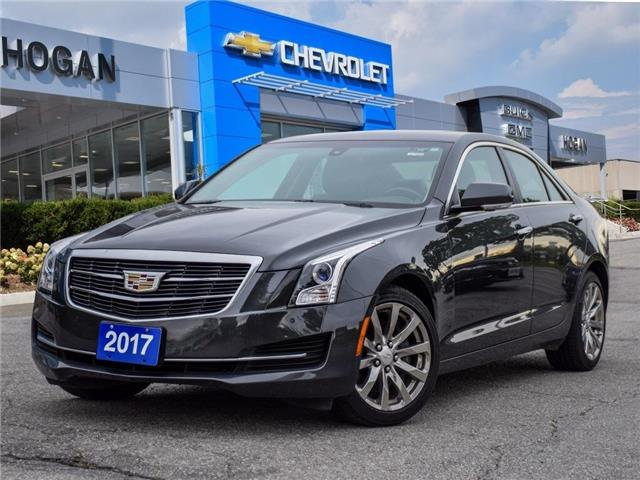 2017 Cadillac ATS 2.0L Turbo Luxury (Stk: A171652) in Scarborough - Image 1 of 27