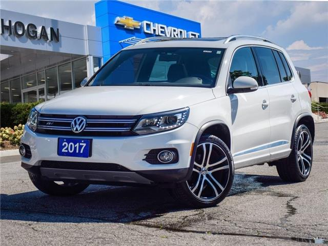 2017 Volkswagen Tiguan Highline (Stk: W3508121) in Scarborough - Image 1 of 25
