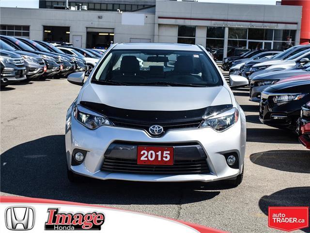 2015 Toyota Corolla  (Stk: 9C605A) in Hamilton - Image 2 of 21