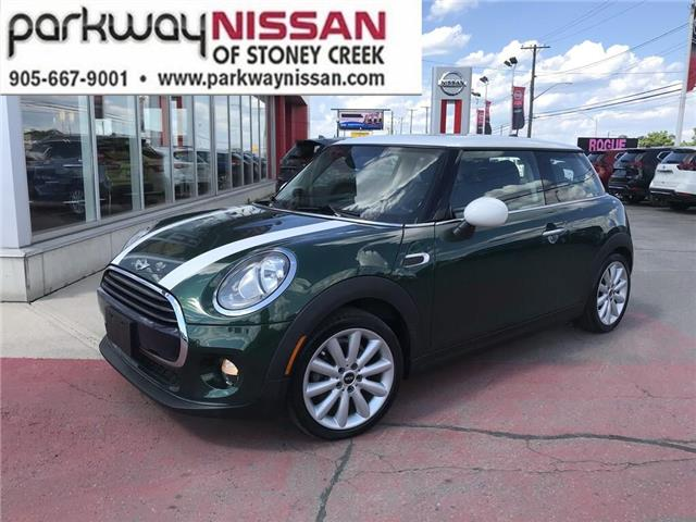2016 MINI 3 Door Cooper (Stk: N1484) in Hamilton - Image 1 of 12