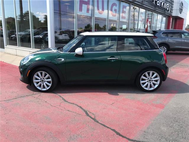 2016 MINI 3 Door Cooper (Stk: N1484) in Hamilton - Image 3 of 12