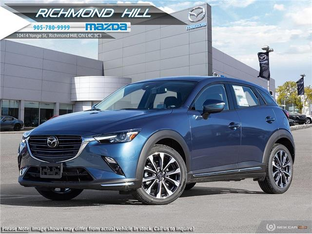 2019 Mazda CX-3 GT (Stk: 19-563) in Richmond Hill - Image 1 of 23