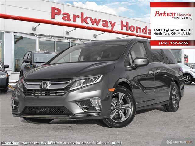 2019 Honda Odyssey EX-L (Stk: 922148) in North York - Image 1 of 22