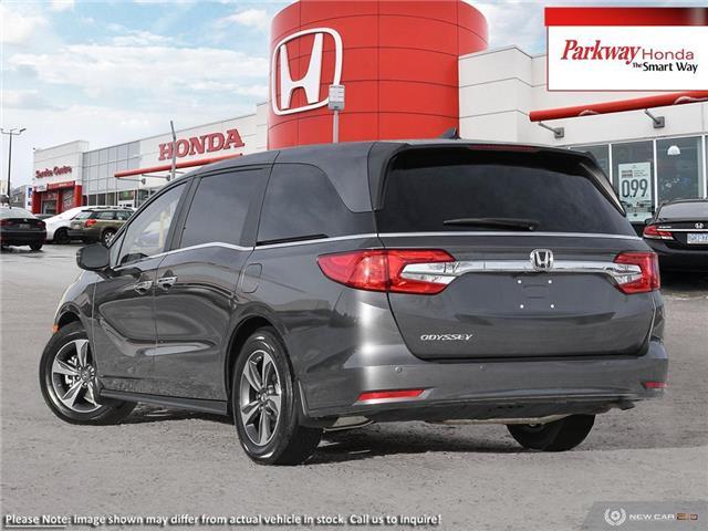 2019 Honda Odyssey EX-L (Stk: 922148) in North York - Image 4 of 22
