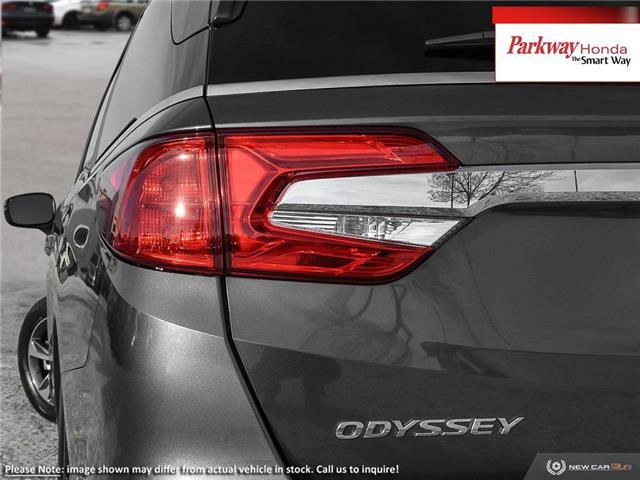 2019 Honda Odyssey EX-L (Stk: 922148) in North York - Image 11 of 22