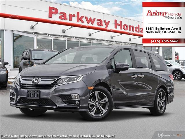2019 Honda Odyssey EX-L (Stk: 922149) in North York - Image 1 of 23