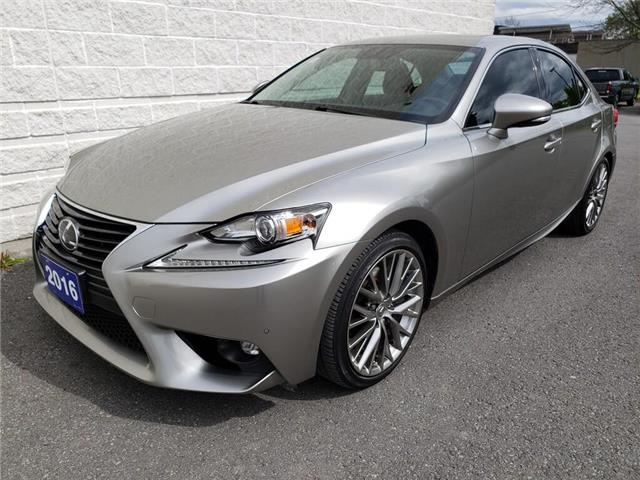 2016 Lexus IS 300 Base (Stk: 19304A) in Kingston - Image 2 of 29