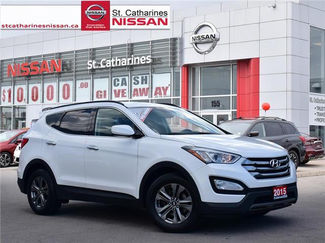 2015 Hyundai Santa Fe Sport  (Stk: P2339A) in St. Catharines - Image 1 of 23