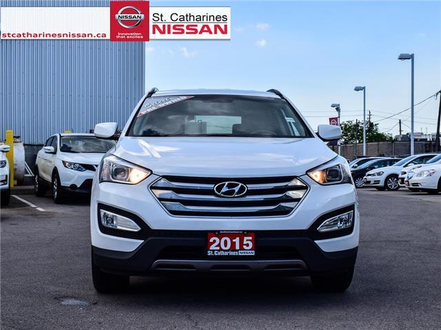 2015 Hyundai Santa Fe Sport  (Stk: P2339A) in St. Catharines - Image 2 of 23