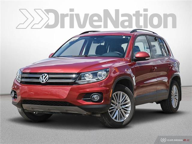 2016 Volkswagen Tiguan Special Edition (Stk: A2874) in Saskatoon - Image 1 of 27