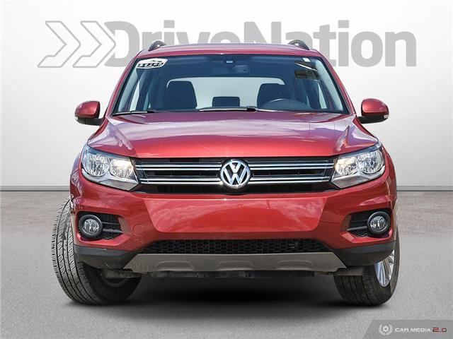 2016 Volkswagen Tiguan Special Edition (Stk: A2874) in Saskatoon - Image 2 of 27