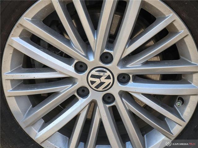 2016 Volkswagen Tiguan Special Edition (Stk: A2874) in Saskatoon - Image 6 of 27