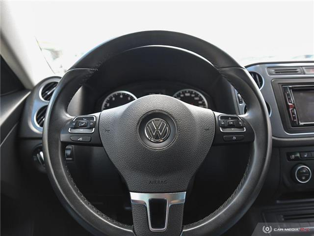 2016 Volkswagen Tiguan Special Edition (Stk: A2874) in Saskatoon - Image 13 of 27