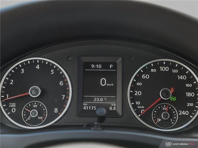 2016 Volkswagen Tiguan Special Edition (Stk: A2874) in Saskatoon - Image 14 of 27