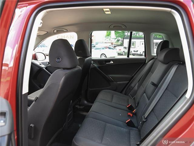 2016 Volkswagen Tiguan Special Edition (Stk: A2874) in Saskatoon - Image 23 of 27