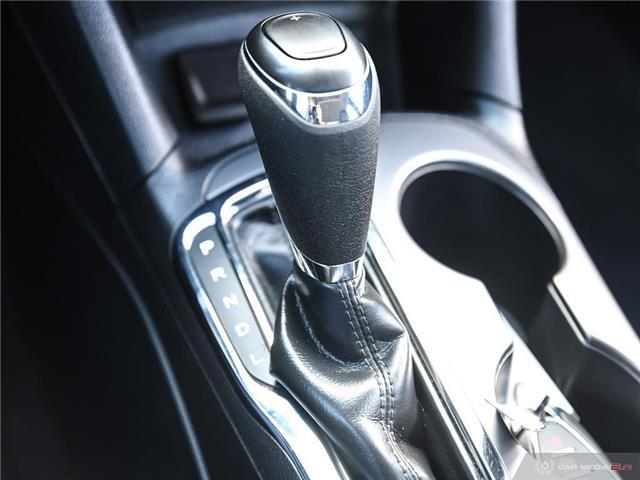 2018 Chevrolet Cruze LT Auto (Stk: A2873) in Saskatoon - Image 19 of 27